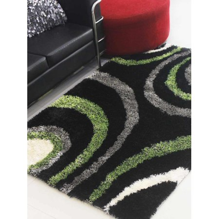 Rugsotic Carpets Hand Tufted Shag Polyester 4