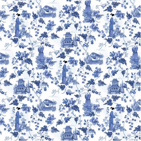 David Textiles Ginger Jar Collection Cotton 36 X 44 Quilting Fabric Per Yard