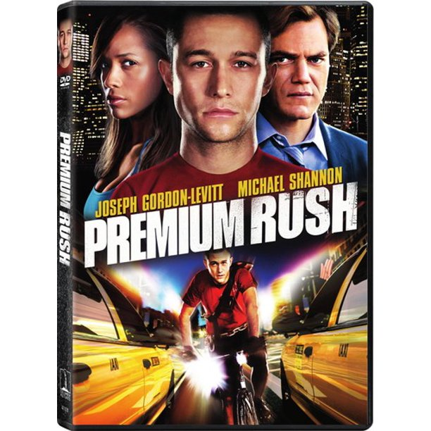 Premium Rush Dvd Walmart Com Walmart Com