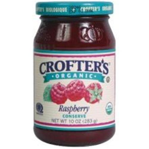 Crofters 63864 Organic Raspberry Conserves