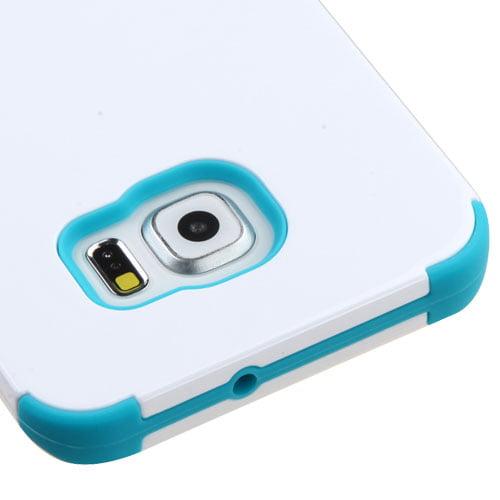 Samsung Galaxy S6 Edge Plus MyBat Rubberized TUFF Hybrid Phone Protector Cover