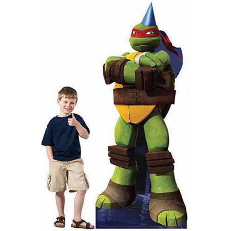 Teenage Mutant Ninja Turtle Raphael Birthday Standee