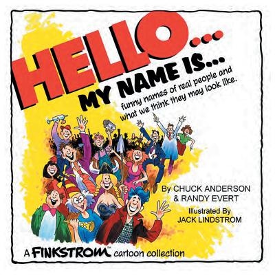 Hello... My Name Is... - eBook
