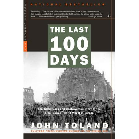 The Last 100 Days - eBook