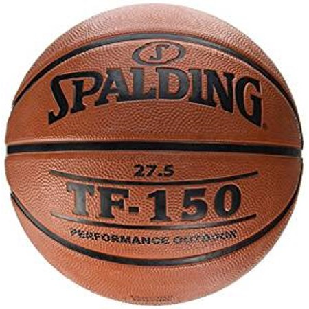 Spalding TF-150 Rubber Basketball - 27.5 sz (Spalding Dallas Mavericks Rubber)