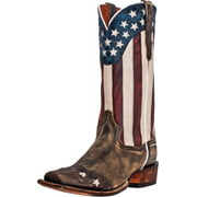 Dan Post Western Boots Mens Liberty Cowboy Certified Brown DP4137