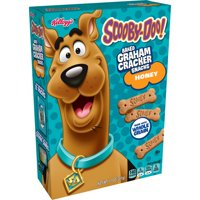 Keebler Scooby-Doo! Graham Cracker Sticks, Honey, 11 Oz