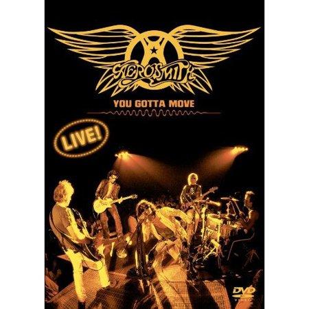 Aerosmith: You Gotta Move (With CD)