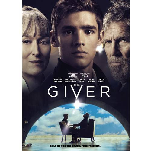The Giver: Search For The Truth. Find Freedom (With INSTAWATCH) (Widescreen)