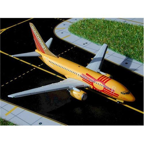 Gemini Jets Diecast Southwest B737 New Mexico Model Airplane