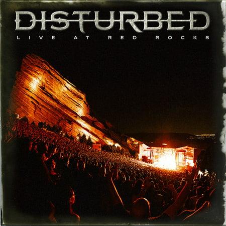 Disturbed - Live At Red Rocks (CD)