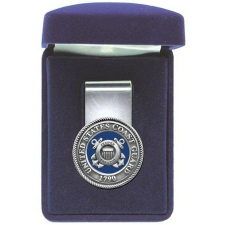 United States Coast Guard Money Clip