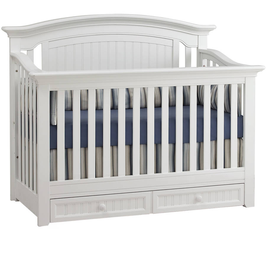 Suite Bebe Winchester 4-in-1 Convertible Crib by Suite Bebe