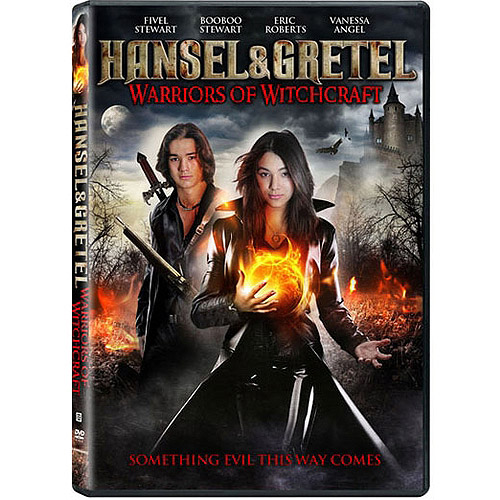 HANSEL & GRETEL-WARRIORS OF WITCHCRAFT (DVD) (WS/ENG/SPAN SUB/2.0 DOL DIG)