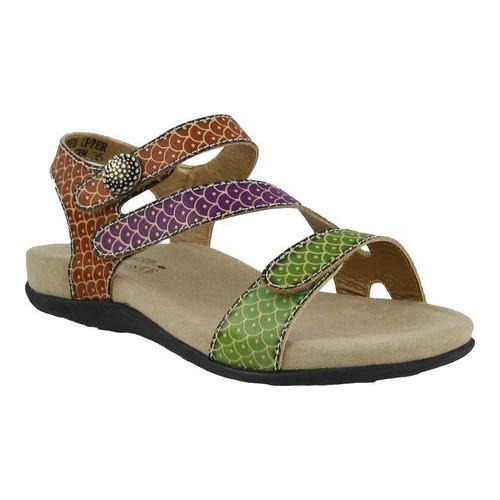 Women's Spring Step Nougat Closed Toe Sandal by Spring Step