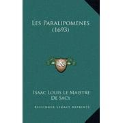Les Paralipomenes (1693)