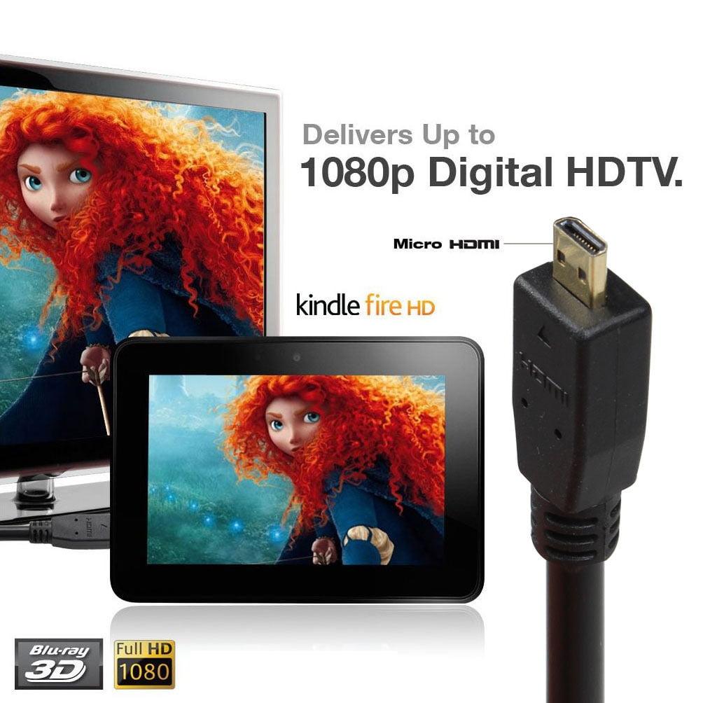 Premium Micro Hdmi A Hdmi Cable Para Xperia S Neo X12 V Arc Pro