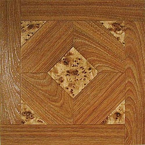 Home Dynamix Dynamix Vinyl Tile 12'' x 12'' Luxury Vinyl Tiles in Madison Woodtone/Marble