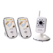 "Summer Infant Dual Coverage - Baby monitoring system - wireless - 2.3"" LCD - 1 camera(s)"