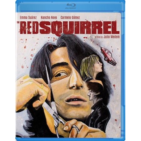 The Red Squirrel (Blu-ray) (Squirrel Dog Movie)