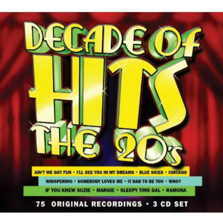 Decade of Hits: The 20's / Various (CD)