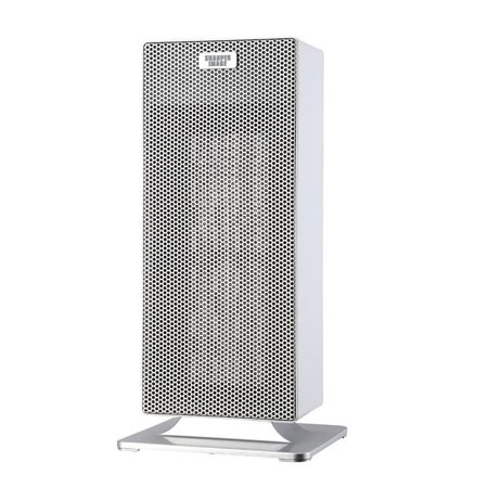Sharper Image 15 Inch White Tower Heater Walmartcom