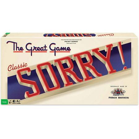 Classic Sorry