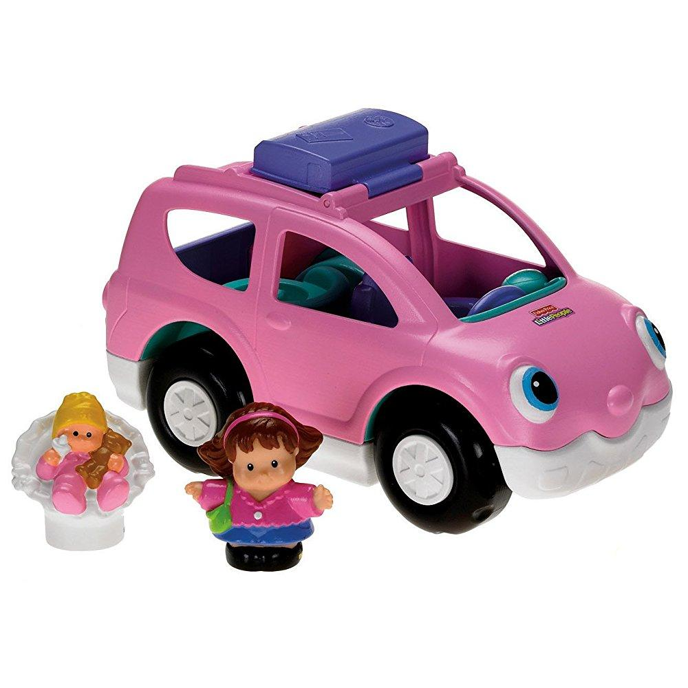 Fisher Price little people open and close suv