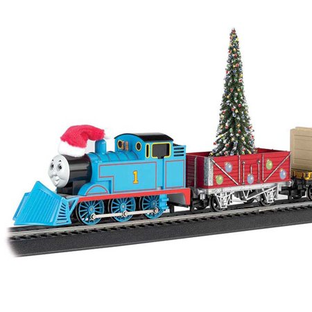 Thomas Christmas Train Set.Bachmann Trains Thomas And Friends Thomas Christmas Express