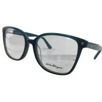 3c01dfd5c7c Product Image New Salvatore Ferragamo SF 2732 445 Gradient Aqua Blue  Plastic Eyeglasses 53mm