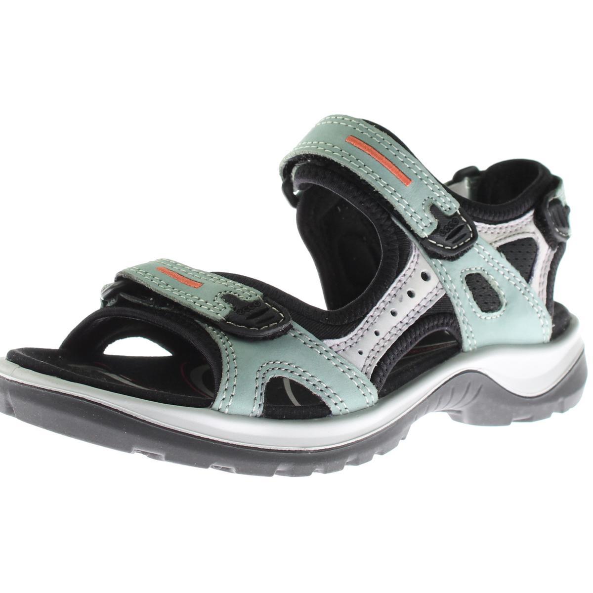 Ecco Womens Yucatan Open Toe Casual Sport Sandals