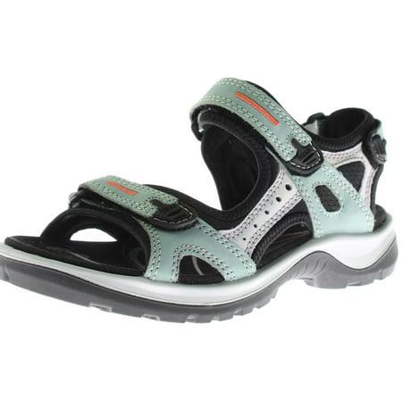 9401f5a4d2a6 ECCO - Womens Yucatan Open Toe Casual Sport Sandals - Walmart.com