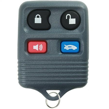 - KeylessOption Keyless Entry Remote Car Key Fob Replacement CWTWB1U343, CWTWB1U313, LHJ002 for Ford Lincoln Mercury