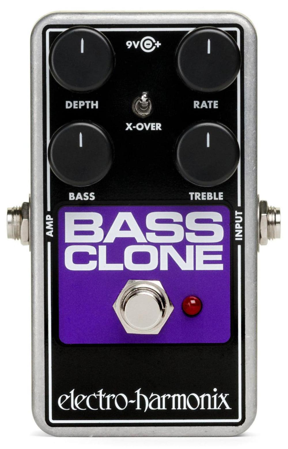 Electro-Harmonix Bass Clone Analog Chorus by Electro-Harmonix