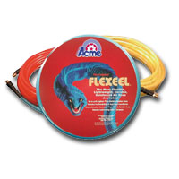 Air Hose Flexeel 1/2In. X 25ft. with 1/2In. Reuse Fitt