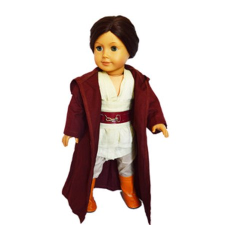 My Brittany's Star Wars Inspired Outfit for American Girl Dolls- 18 Inch Doll Clothes