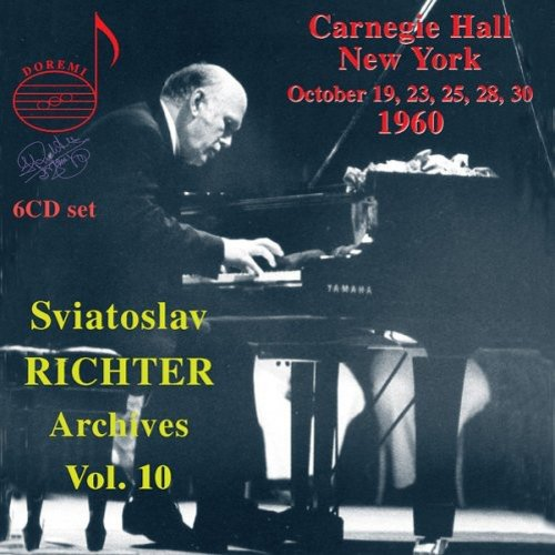 From The Archives 10: Sviatoslav Richter Plays