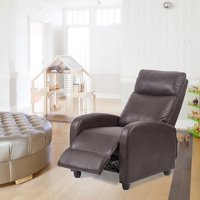 Recliner chair single sofa couch accent club chair for living room