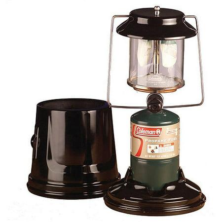 Coleman 810 Lumen 2-Mantle Quickpack Fuel Lantern With Case