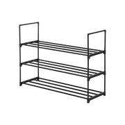 Ktaxon 3 Tiers Shoe Rack Shoe Tower Shelf Storage Organizer