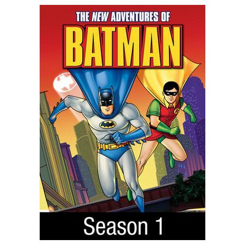 The New Adventures of Batman: Season 1 (1977)
