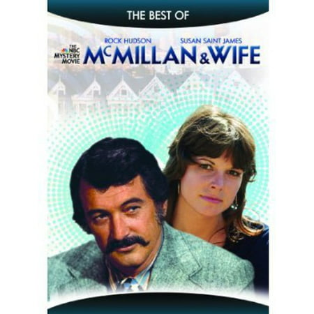 The Best of McMillan & Wife (DVD)