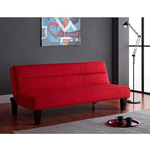 Kebo Futon Sofa Bed Multiple Colors Walmart Com