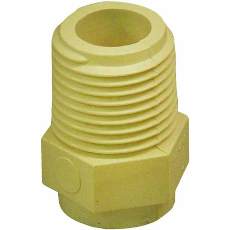 Male Thread to CPVC Adapter
