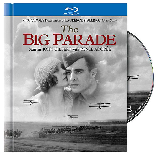 The Big Parade (Silent) (1925) (Blu-ray DigiBook)