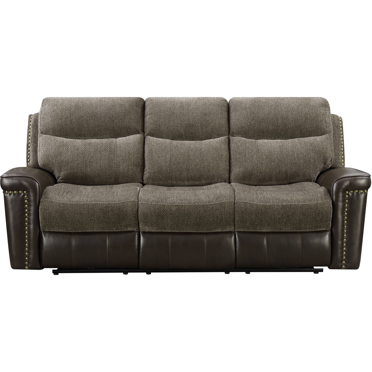 Cambridge Modena Double Reclining Sofa with Dropdown Table