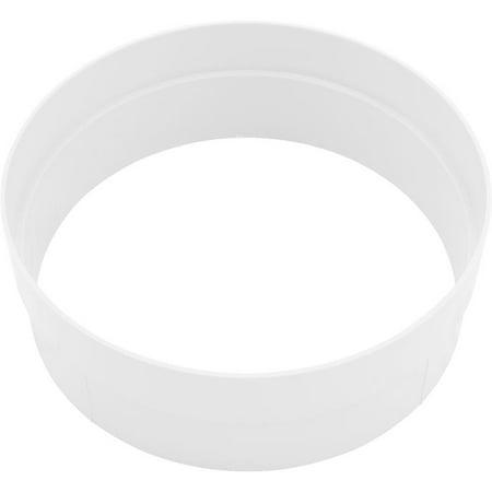 Skimmer Extension Collar 1-1/4In, White
