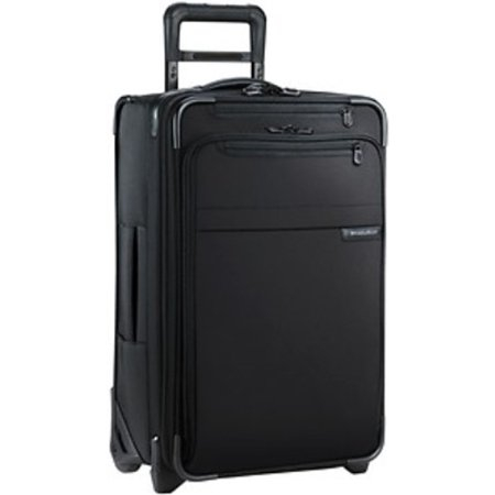 Briggs & Riley Baseline Domestic Carry-on Expandable Upright - Black (U122CX-4) Briggs & Riley Wrinkle Free Carry On
