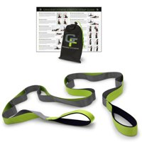 Gradient Fitness Multi-loop Strap Stretch Strap