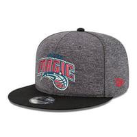 Orlando Magic New Era Hoops for Troops 9FIFTY Adjustable Snapback Hat - Heathered Gray - OSFA